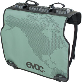 EVOC Tailgate DUO Pad, olive